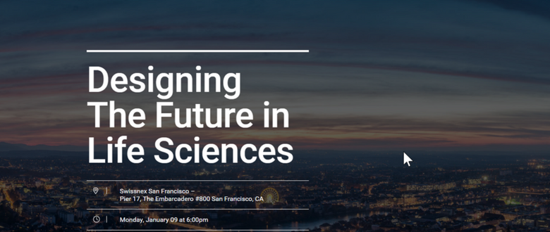 Designing the future of life sciences