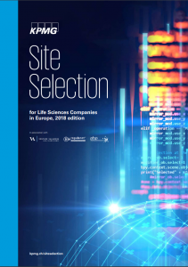 Site selection for life science companies Europe 2018